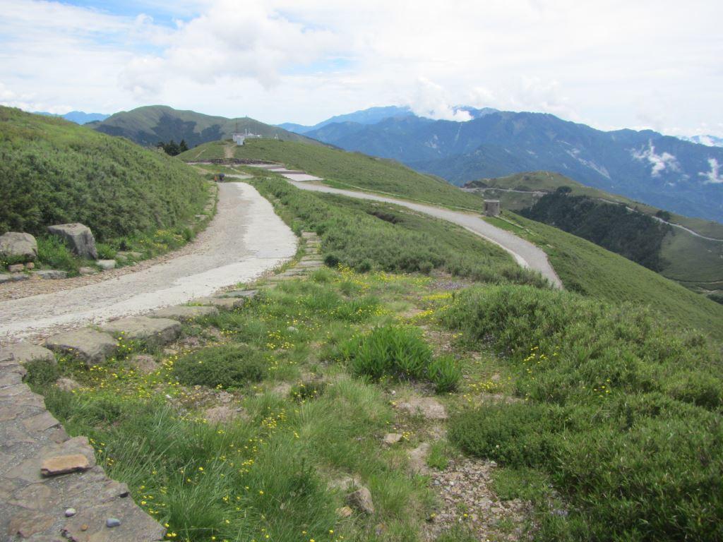 Mt. Hehuan Military Road