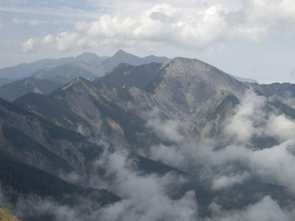 The magnificent scenery of  Mt. Bilu