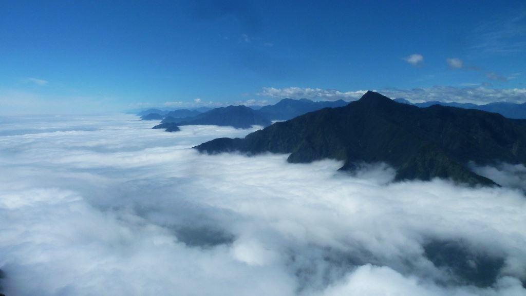 Mt. Qingshui Trail Cloud Sea