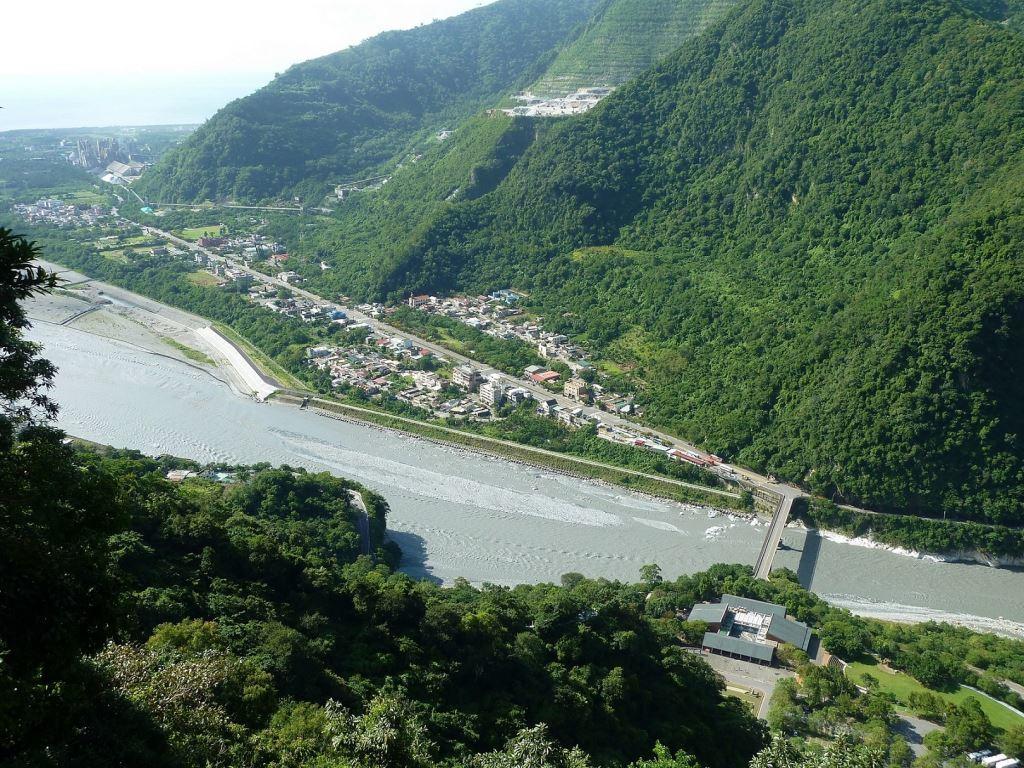 Taroko National Park and Fu Shicun