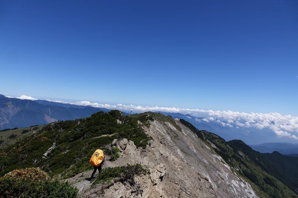 Mt. Nanhu beautiful scenery