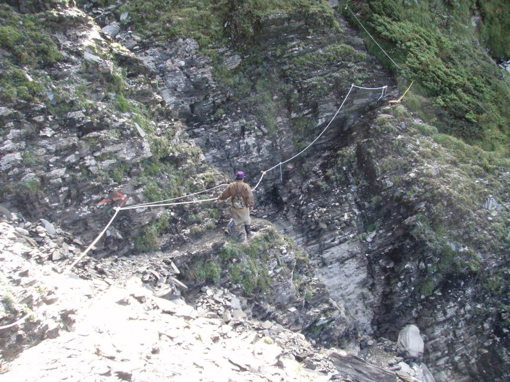 Qilai Dongling Hiking Trail
