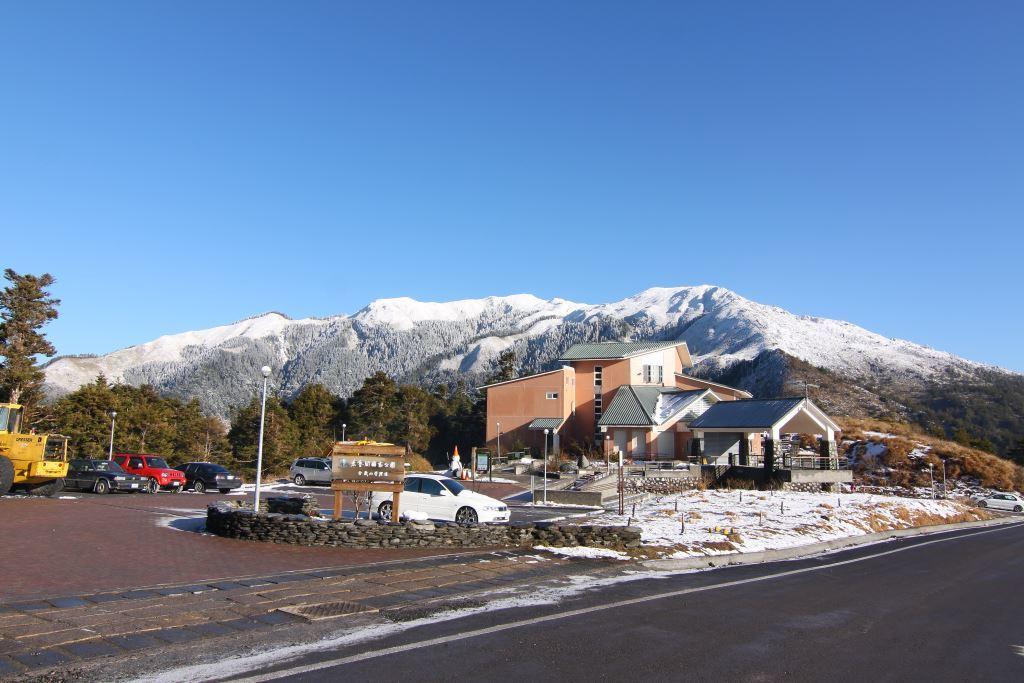 Xiaofengkou Snow Scenery