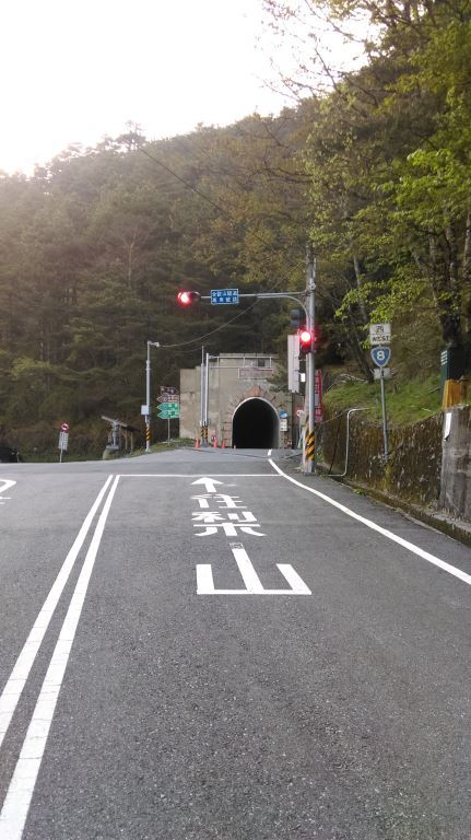 The Road Heads Lishan at Dayuling(.jpg)