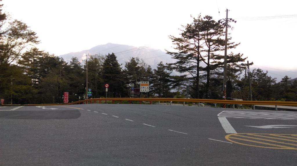 The road heading for Taroko(.jpg)