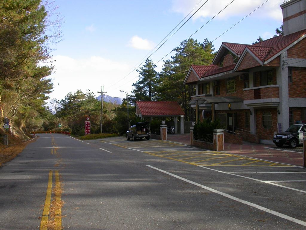 Mt. Hehuan Police Station on Provincial Hwy. 8 (.jpg)