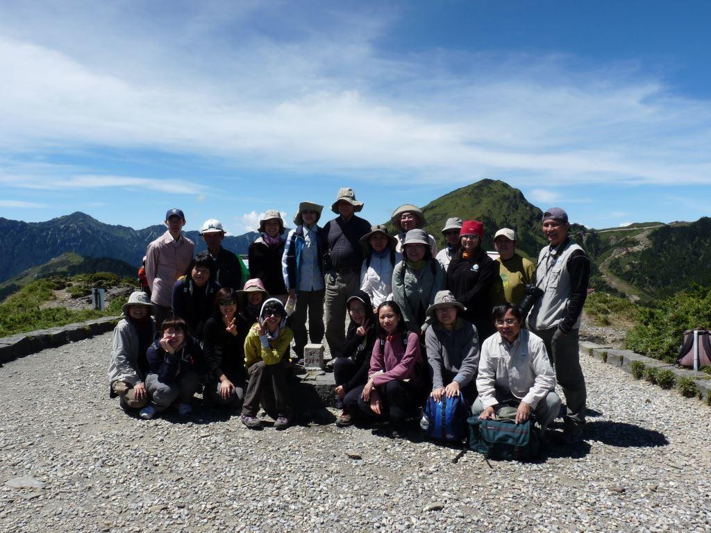 Group photo of mountaineering groups(.jpg)