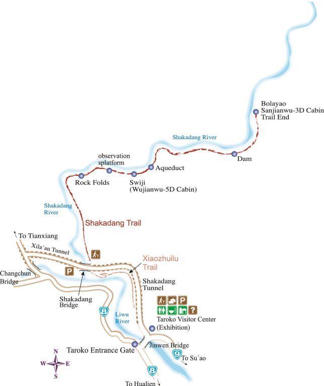 Shakadang Trail  Map(.jpg)