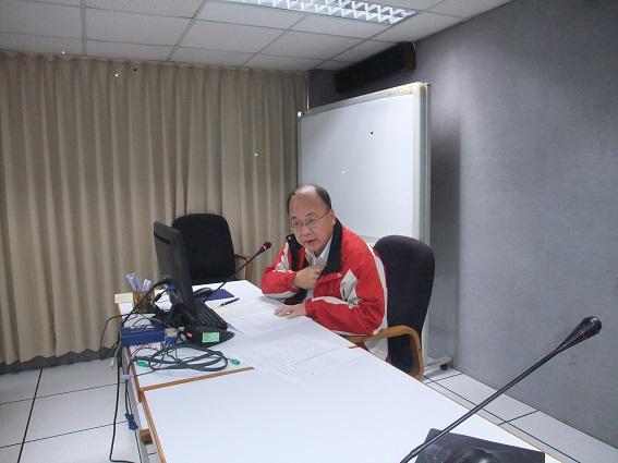 蘇召集人惠璋主持檔案鑑定小組第21次會議